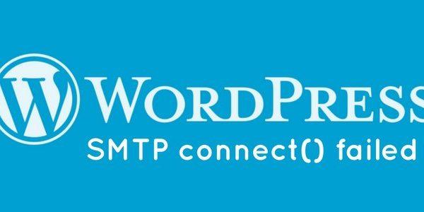 "WordPress SMTP ""Error: Could not connect to SMTP host"" Hatası Çözümü"