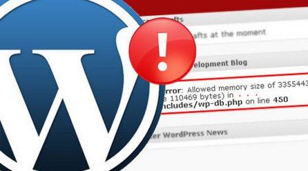 WordPress upload_max_filesize hatası çözümü
